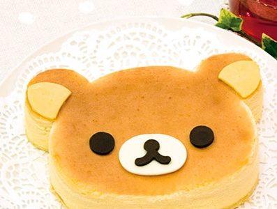 ファン必見!ネット通販で注文できるリラックマのケーキが可愛い!