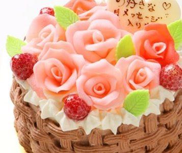 お母さんに贈るお誕生日ケーキ3選!ネット通販で買える可愛いケーキでサプライズ!