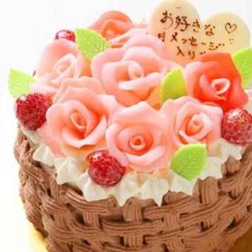 可愛いケーキ