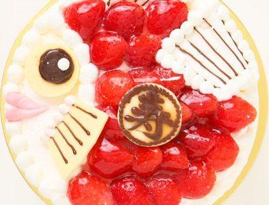 おめで鯛ケーキやお札ケーキ!インパクト大で喜ばれる面白いケーキ3選