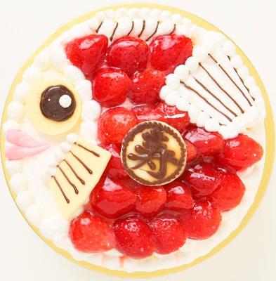 面白いケーキ