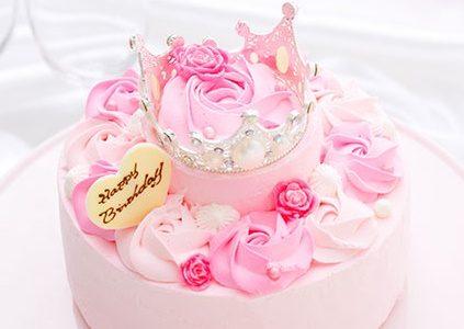ピンク色の超可愛いバースデーケーキ6選【簡単ネット通販・全国配送】
