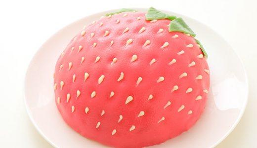 女性が喜ぶ可愛いサプライズ果物ケーキ!SNSで話題の映えケーキ3選